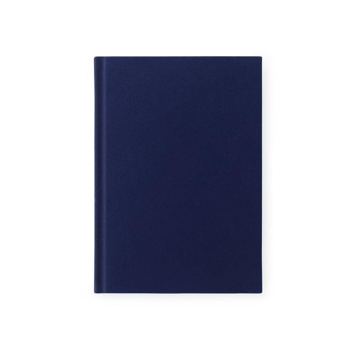 Normann Copenhagen - Notebook Velour in Small / Ink Blue