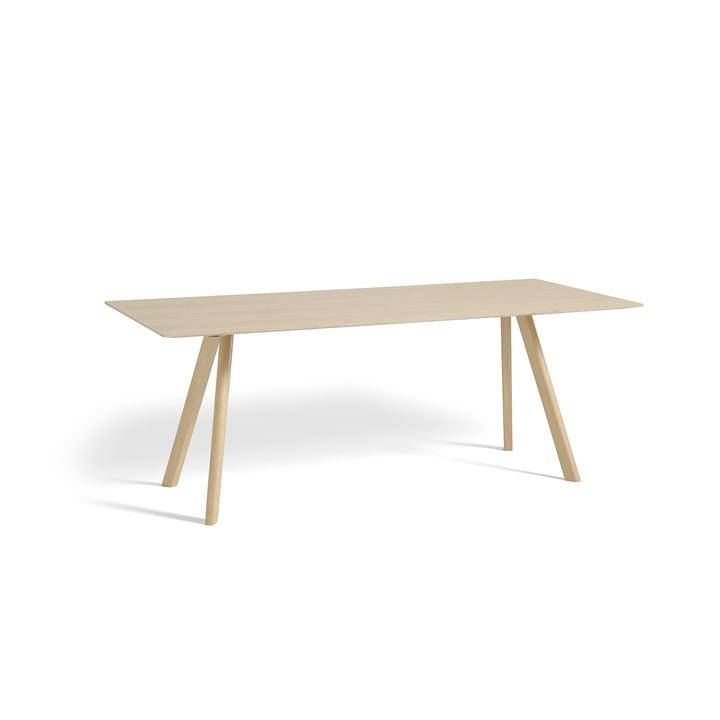 Hay - Copenhague CPH30 Table 200 x 90 cm in matt lacquered oak