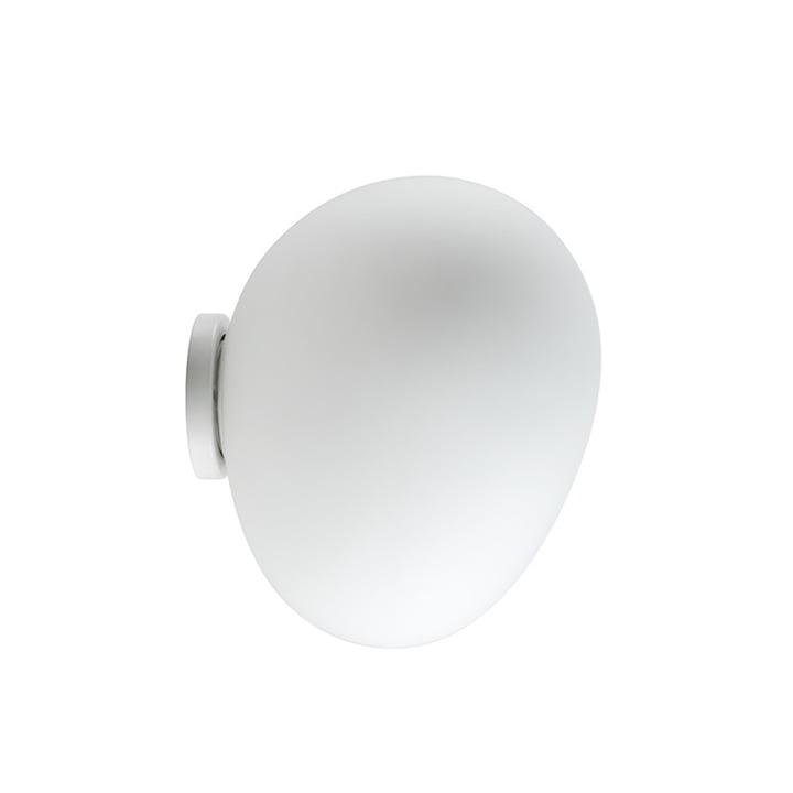 Foscarini - Gregg Wall and Ceiling Lamp LED, midi / white