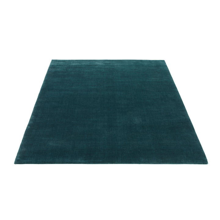 The Massimo - Earth Rug 170 x 240 cm in Sea Green