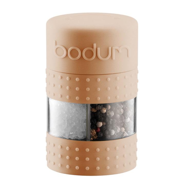 Bodum - Bistro Salt and Pepper Mill in Cream