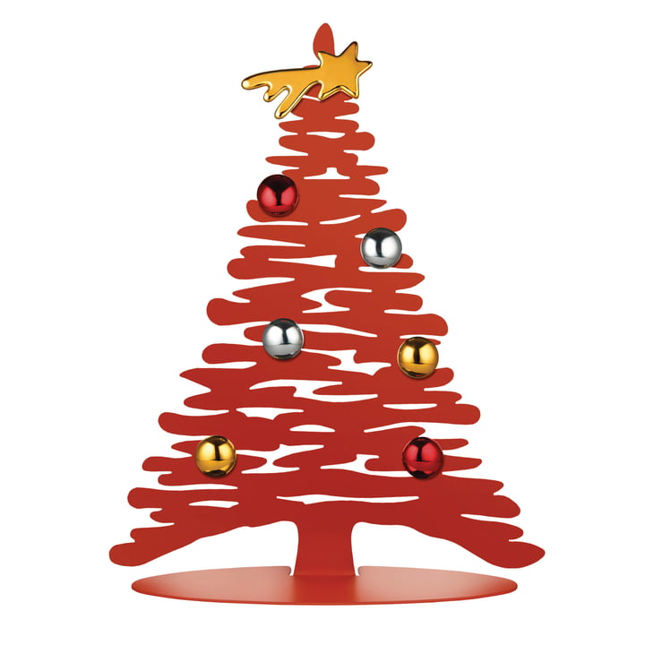 Bark for Christmas by Alessi in Red