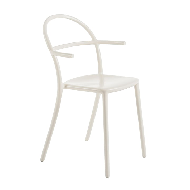 Kartell - Generic C Chair, white