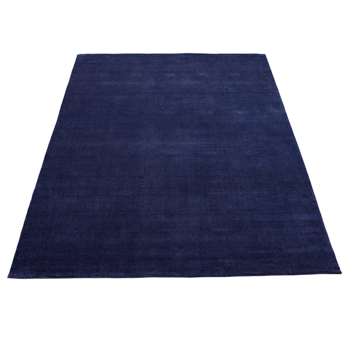 Earth Bamboo Rug 200 x 300 cm by Massimo in Vibrant Blue