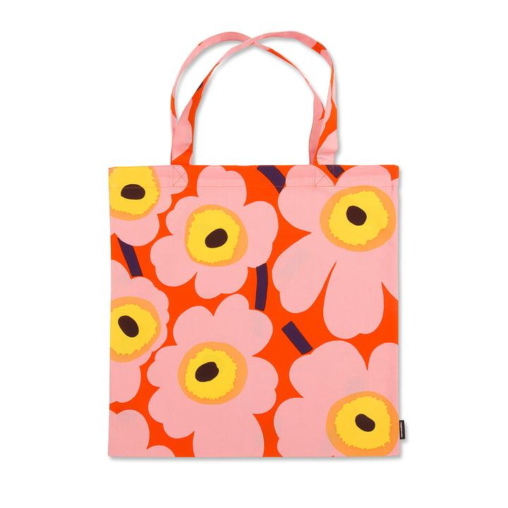 Marimekko - Pieni Unikko Cotton Bag