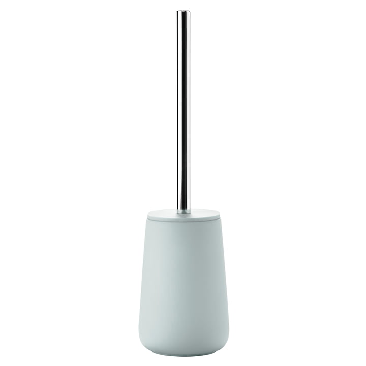 Nova Toilet Brush by Zone Denmark in Dusty Green
