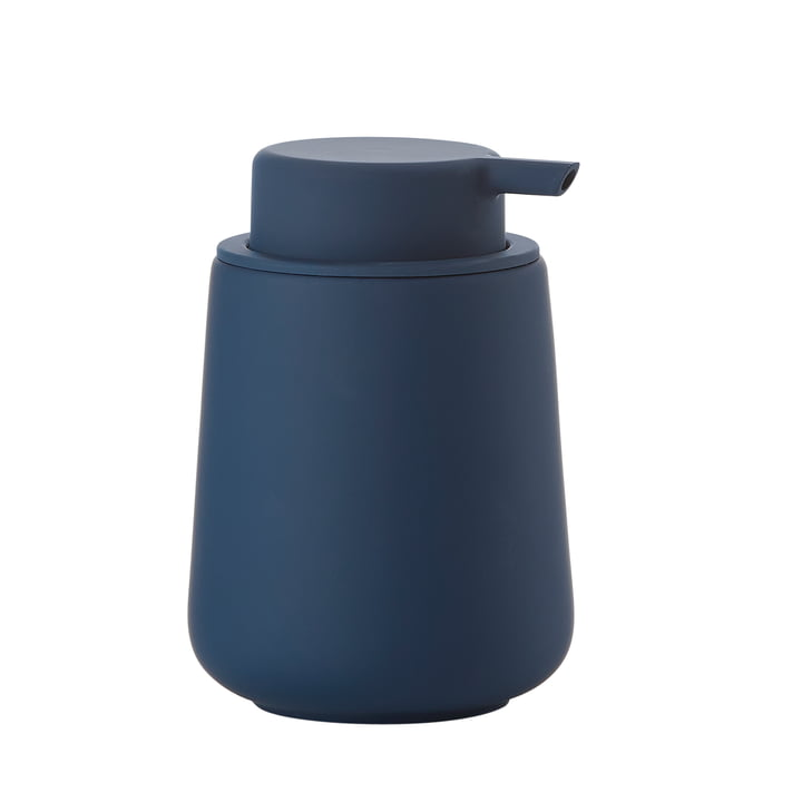 Nova One Soap Dispenser by Zone Denmark in Blue
