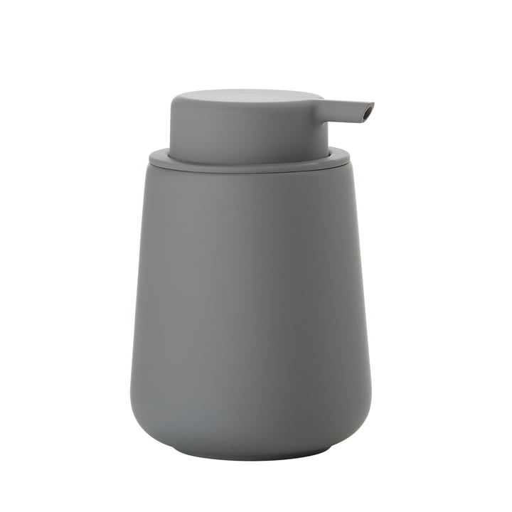 Nova One Soap Dispenser by Zone Denmark in Grey