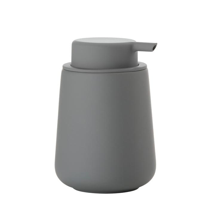Nova One Soap Dispenser by Zone Denmark in Grey
