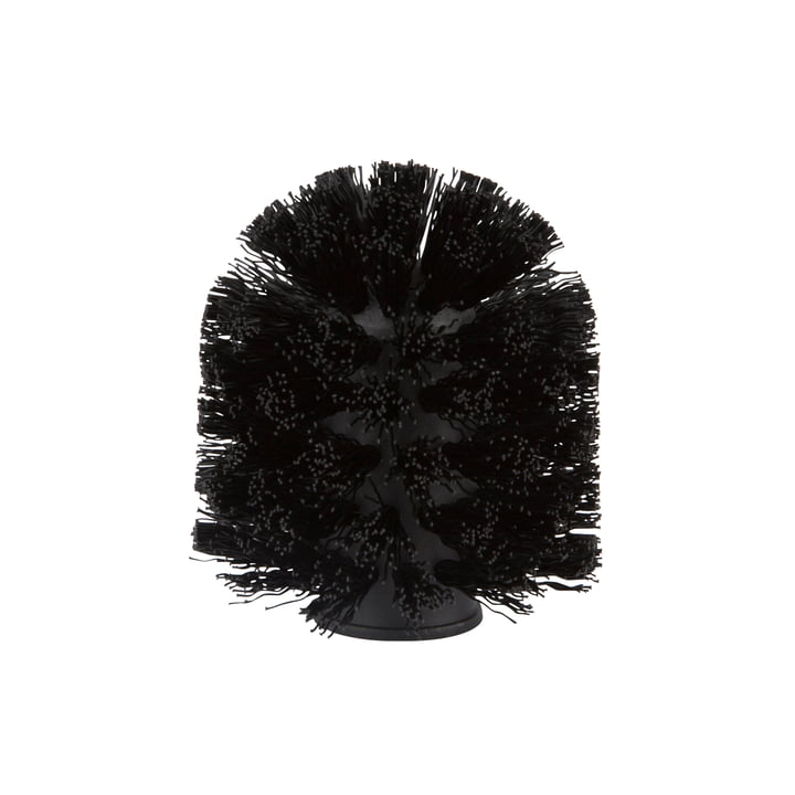 Zone Denmark - Replacement Brush for Barcelona / Soft / Grace / Solid Toilet Brush in Black