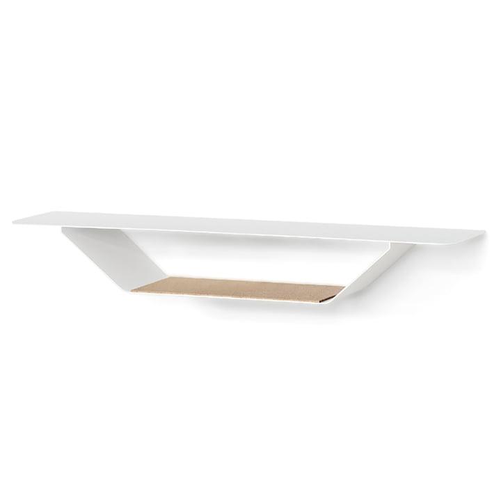 The vonbox - RAY shelf in white