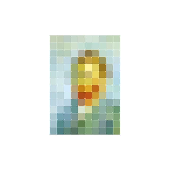 IXXI - Van Gogh (Pixel), 100 x 140 cm