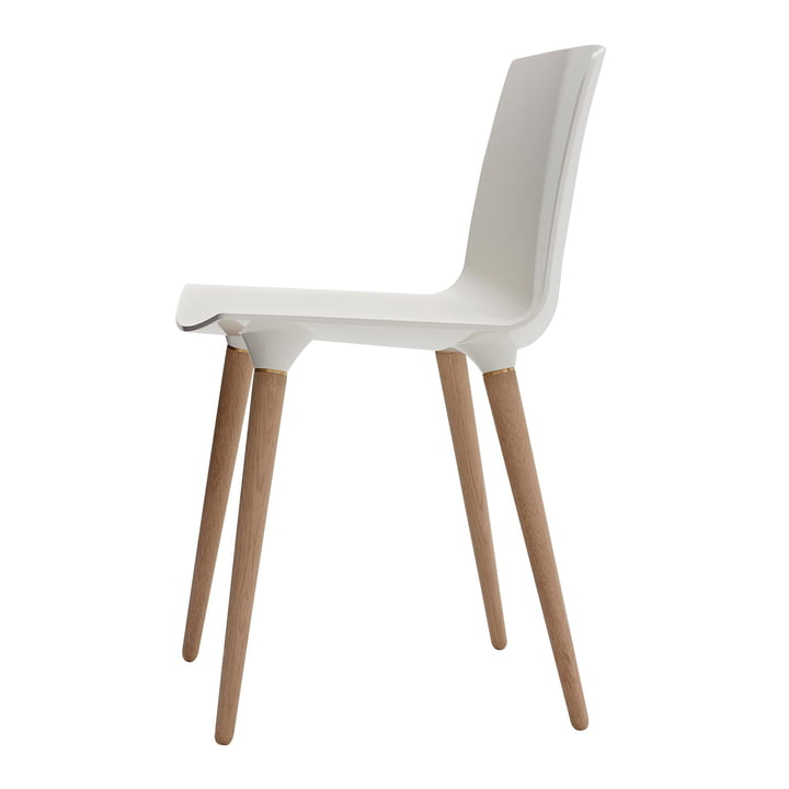 The Andersen Furniture - TAC chair in soaped oak / white