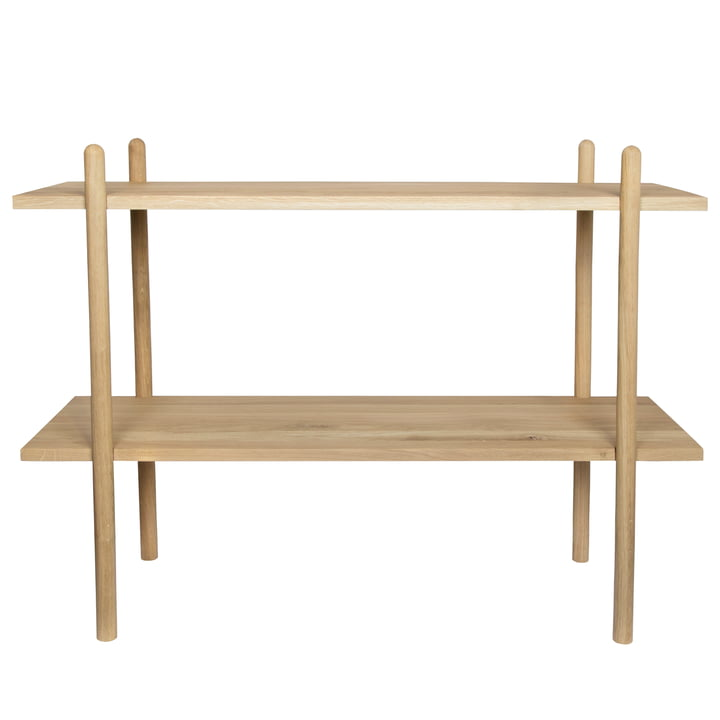 kommod - Stapla Shelf in Oak