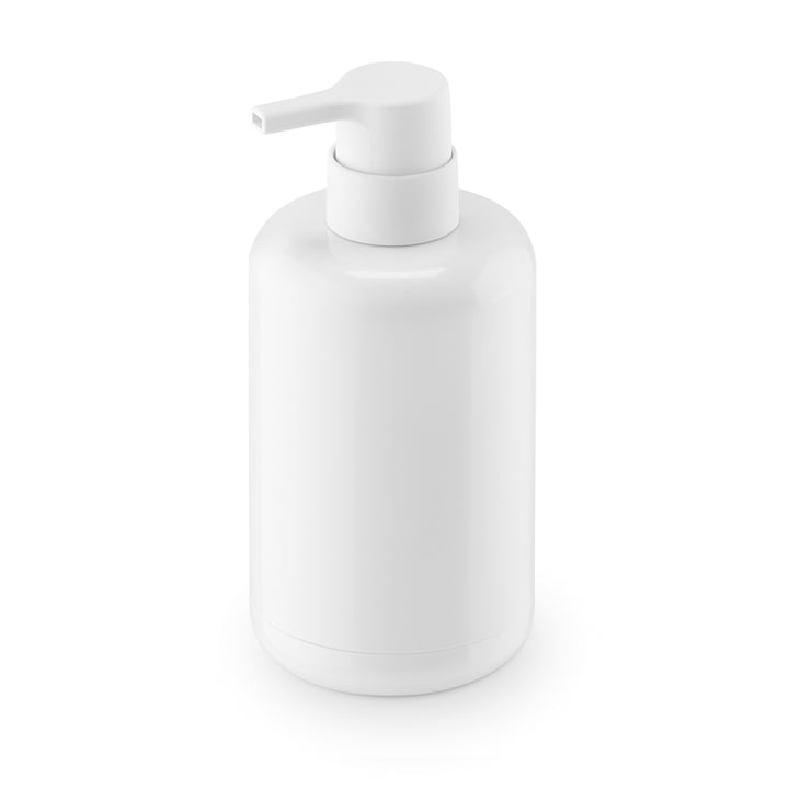 Authentics - Lunar soap dispenser, white / white