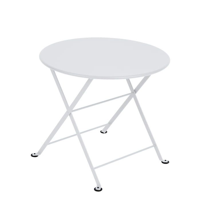 Fermob - Tom Pouce Low Table, cotton white