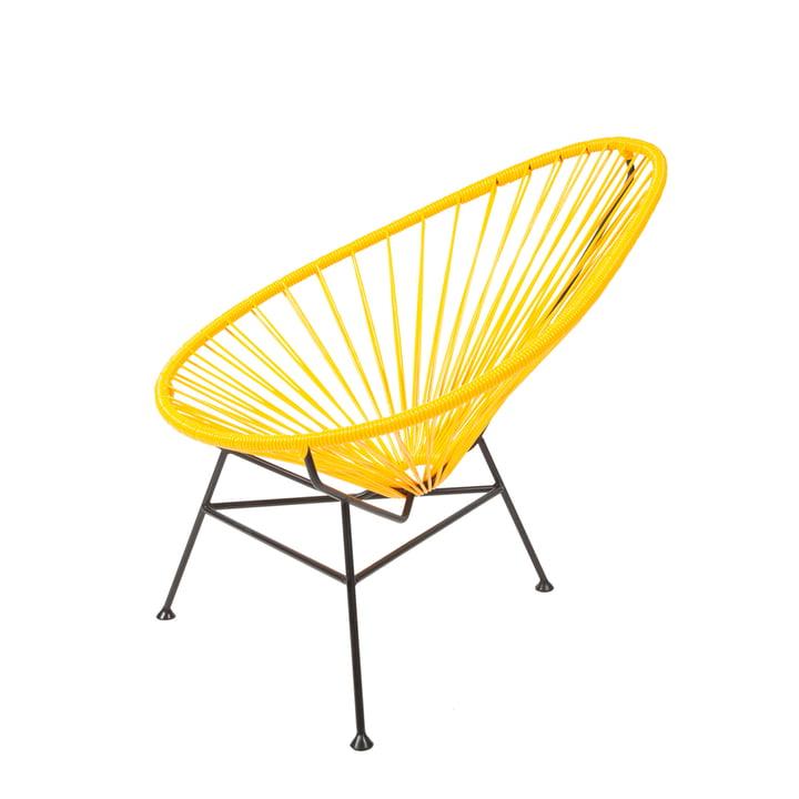Acapulco Design - Children Acapulco Mini Chair, mango / black