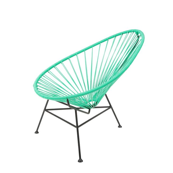 Acapulco Design - Children Acapulco Mini Chair, verde / black
