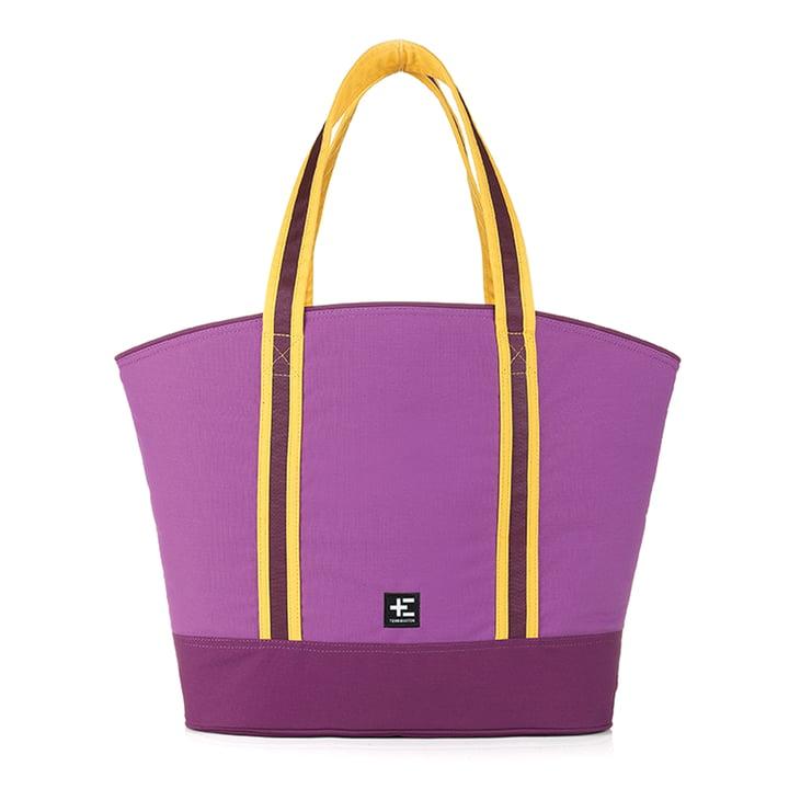 Rau Kopu Beach Bag by Terra Nation in purple