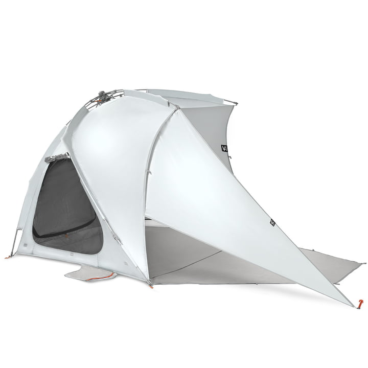 The Terra Nation - Kau Kohu Ultra Beach Shelter in White