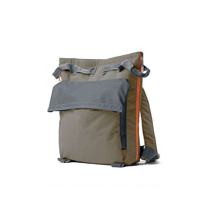 Tane Kopu Beach Backpack 20 litre by Terra Nation in brown