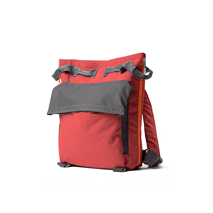 Tane Kopu Beach Backpack 20 litre by Terra Nation in coral