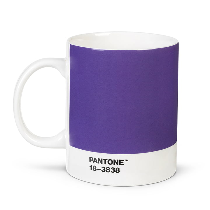 Pantone - mug 2018, ultra violet