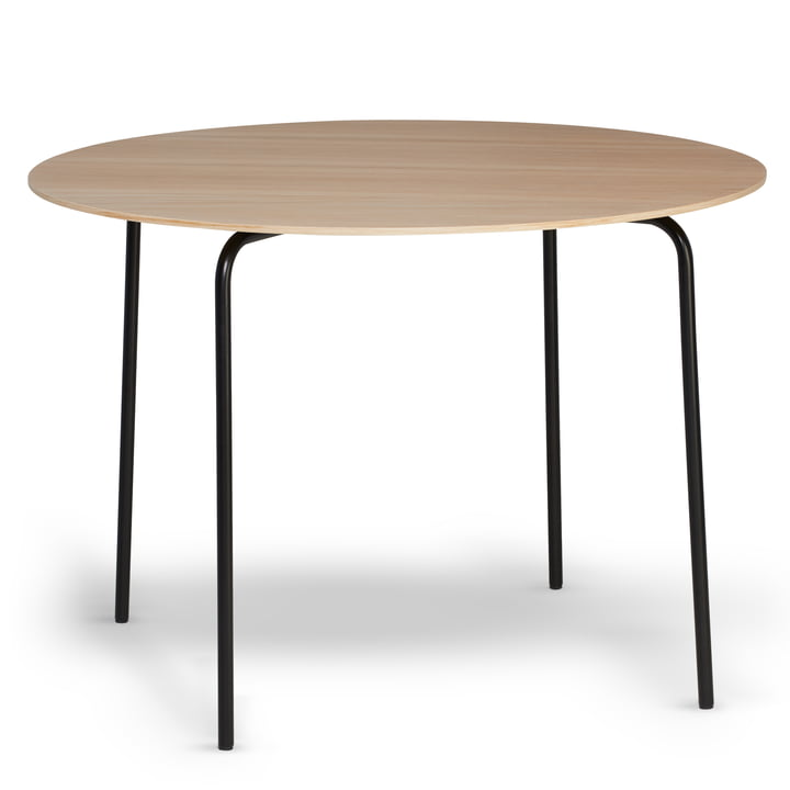 Northern - Camp Dining Table, black / oak