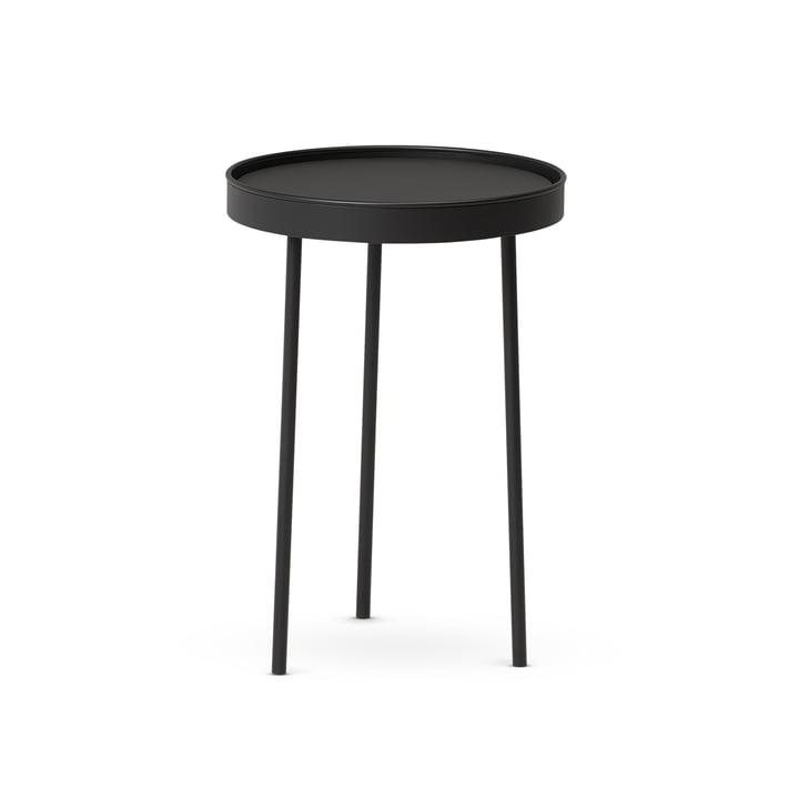 Northern - Stilk Coffee Table small, Ø 35 x H 50 cm, black