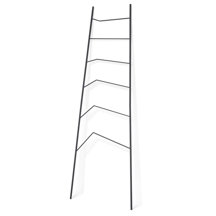 Northern - Nook Ladder Shelf, dark grey