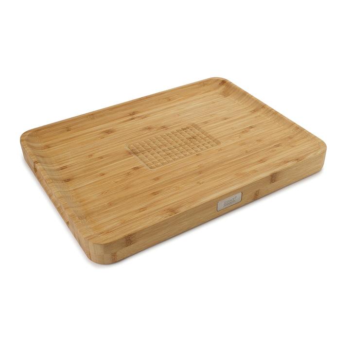 Cut & Carve Bamboo Cutting board from Joseph Joseph