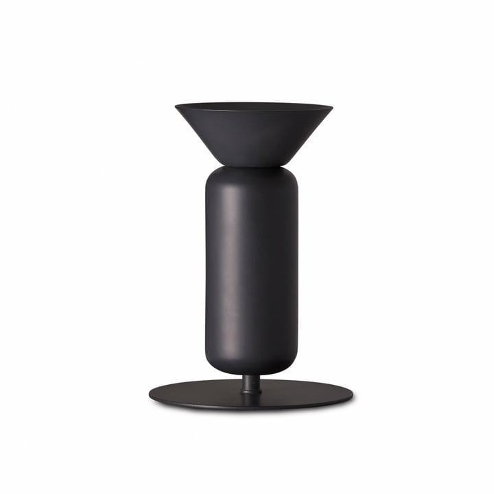 Northern - Poppy Table Oil Lamp skinny, black