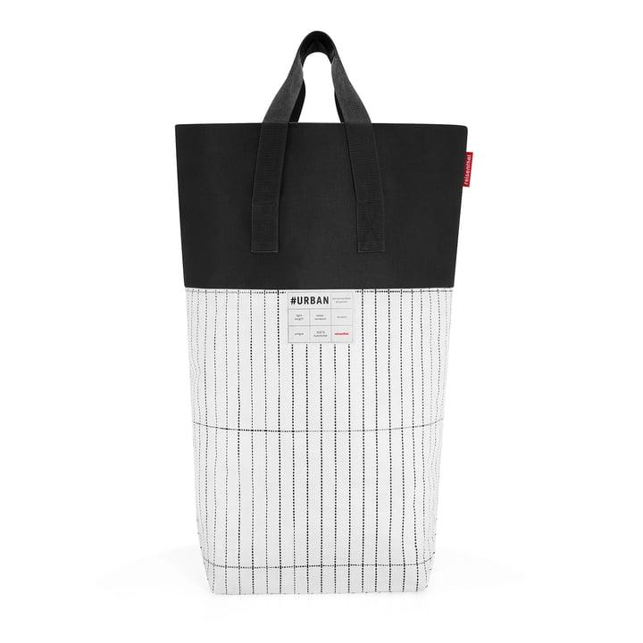 urban laundry tokyo by reisenthel in black / white