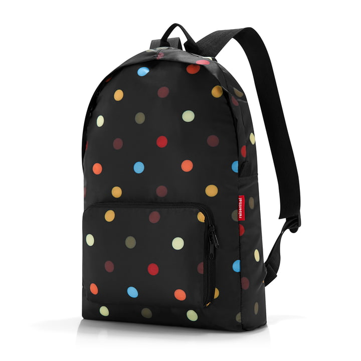 reisenthel - mini maxi backpack, dots