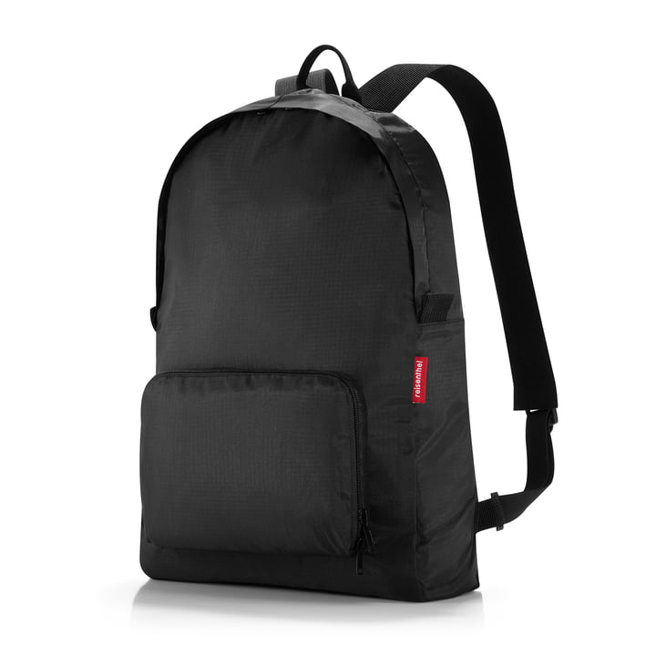 reisenthel - mini maxi backpack, black