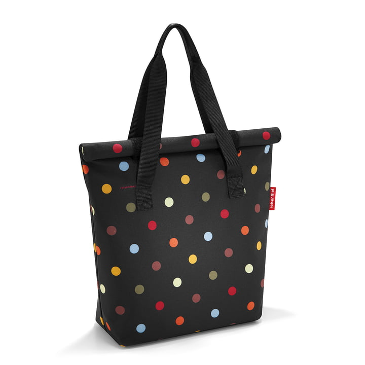 fresh lunchbag iso L by reisenthel in dots