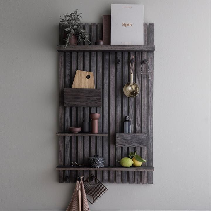 Wooden Wall Organiser Ferm Living Connox