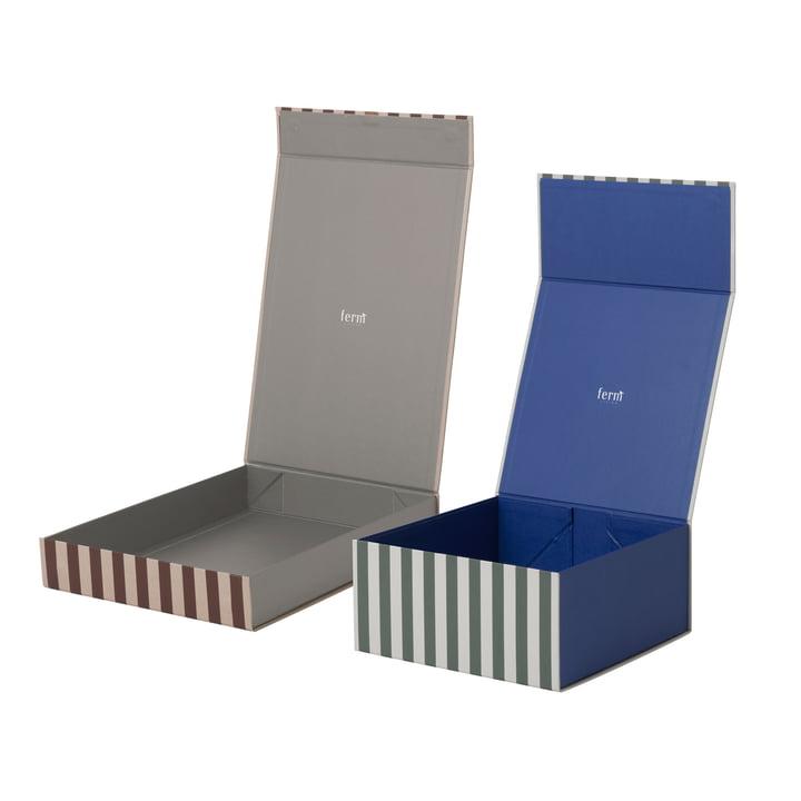 Striped Box von ferm Living