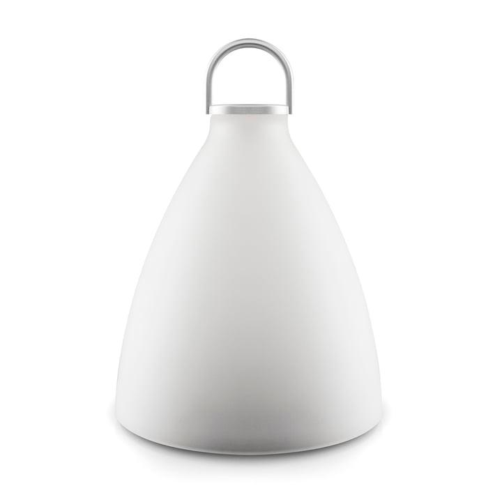 SunLight Bell Solar Light H 30 cm by Eva Solo in White