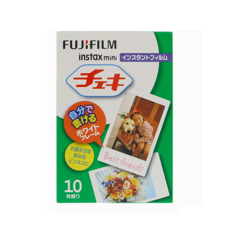 Fuji Instax Mini Film Single Pack (10 Photos) by Lomography