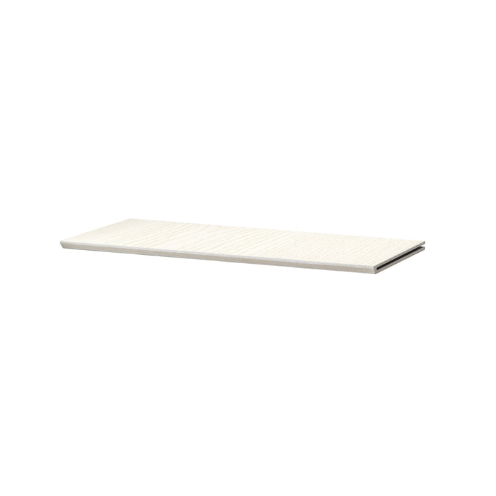 Shelf for Frame 42 from by Lassen in White Stained Ash