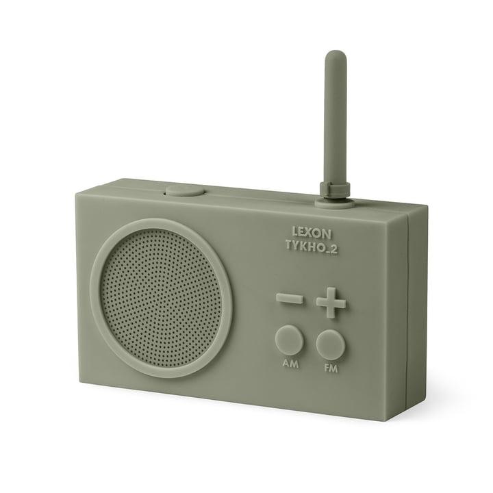 Lexon - Tykho 2 Radio 2 in Light Grey