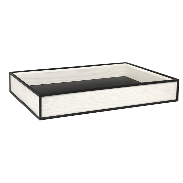 Frame Tray from by Lassen in White