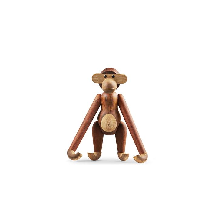 Kay Bojesen - Wooden Monkey Mini, limba wood / teak