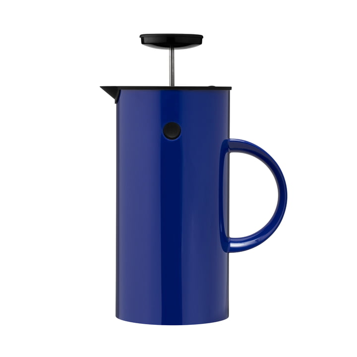 Stelton - EM Coffee Maker, 1 l, ultramarine (spring 2018)