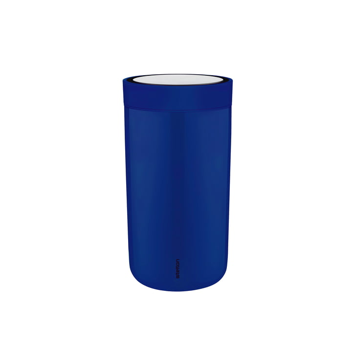 The Stelton - To Go Click 0,2 l, ultramarine