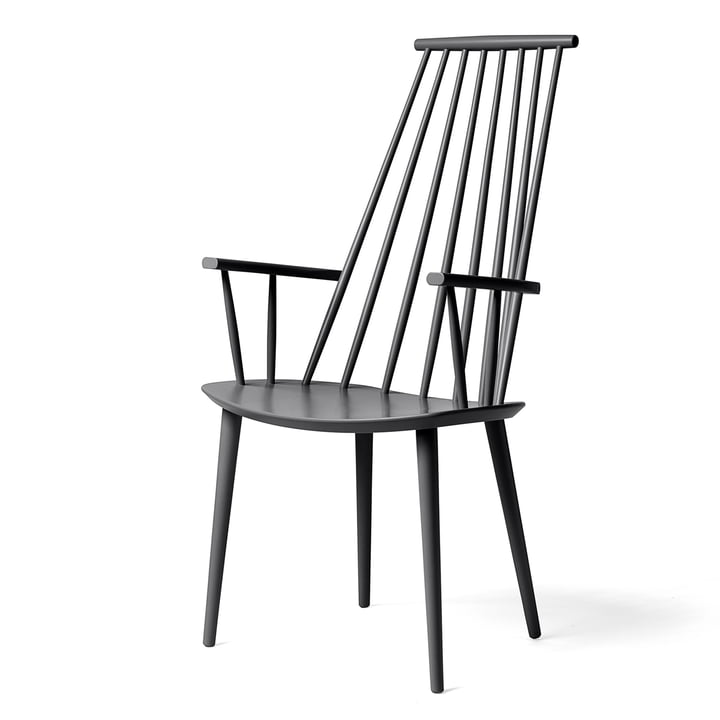 J110 Chair by Hay in gray