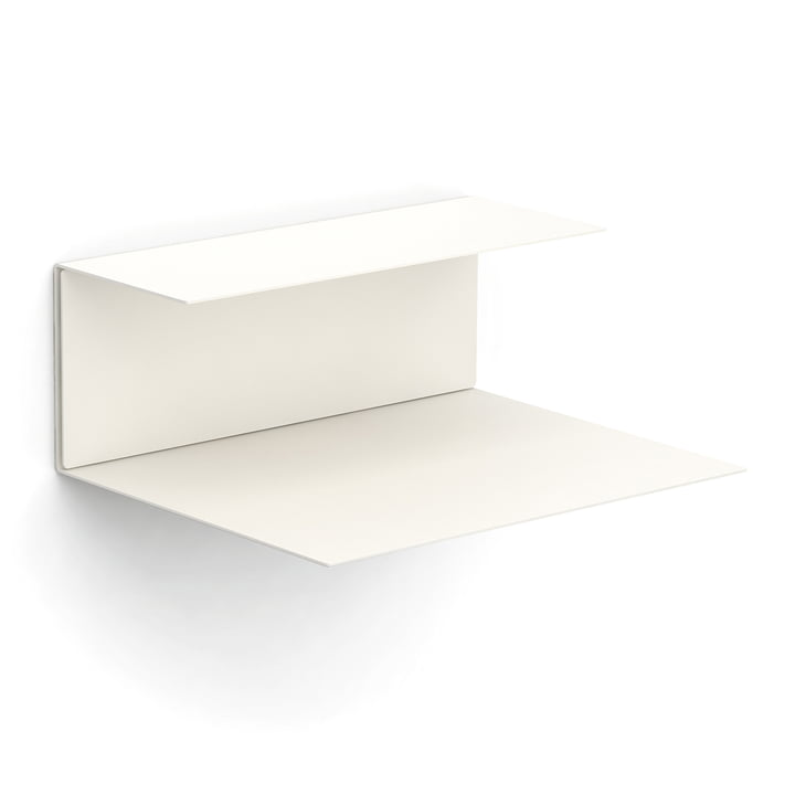 The Konstantin Slawinski - El Wall Shelf, white