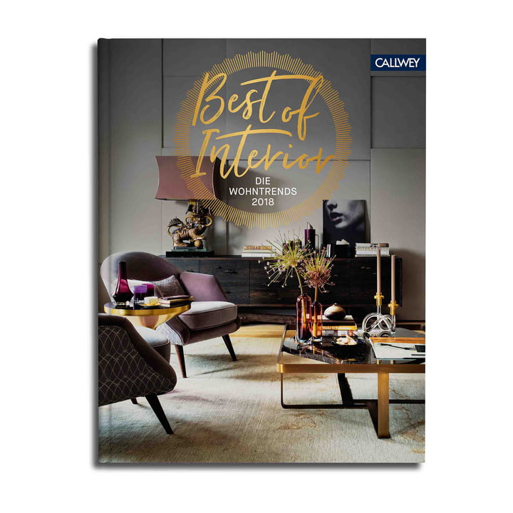 Callwey Verlag - Best of Interior - The Living Trends 2018