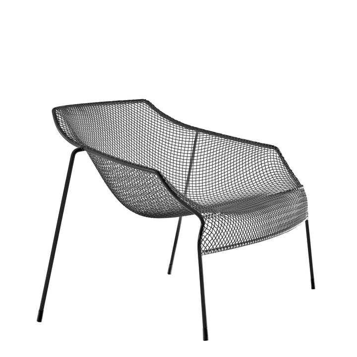 Emu - Heaven Lounge Chair, black